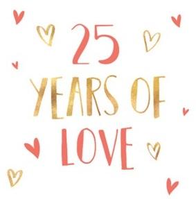 25 Jaar In Dienst Spreuken