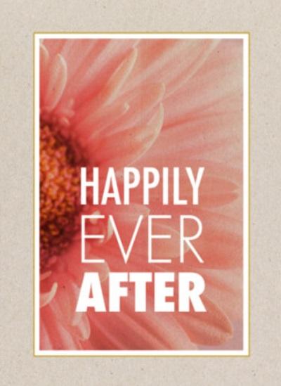 Spreuk gelukkig zijn